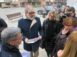 Imatge de la notícia L'alcalde Larrosa remarca l'impuls que el Pla d'Ordenació Urbanística Municipal dona a Cappont