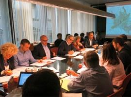 Imatge de la notícia La Comissió d'Hàbitat Urbà, Rural i la Sostenibilitat informa favorablement de l'aprovació inicial del Pla d'Ordenació Urbanística Municipal de Lleida