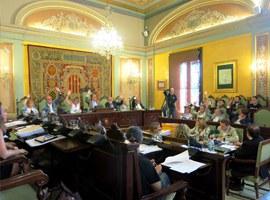 Imatge de la notícia La Junta General de l'Empresa Municipal d'Urbanisme aprova els comptes de l'any 2017, amb un superàvit de 129.000 euros