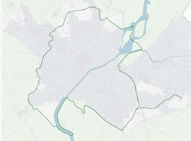 Imatge de la notícia La Paeria implantarà dos trams de la ronda verda prevista al nou POUM als camins Vell d'Albatàrrec i Grenyana, potenciant els seus usos lúdics i recreatius