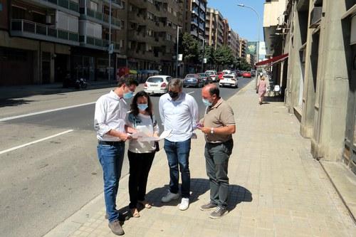 Imatge de la notícia La Paeria impulsa un Pla de Manteniment Integral de la ciutat de Lleida