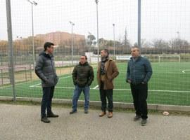 Imatge de la notícia La Paeria millora diverses instal·lacions esportives municipals