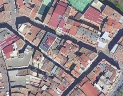 La Paeria millora el paviment del carrer Democràcia