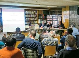 Imatge de la notícia La Paeria presenta el nou Poum als col·legis professionals, al sector de la construcció i a les entitats del món veïnal i del tercer sector de Lleida