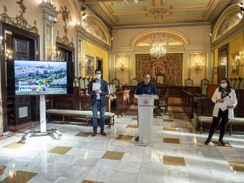 Imatge de la notícia La Paeria presenta una desena de projectes als fons NextGeneration per avançar en el canvi de model de mobilitat a la ciutat