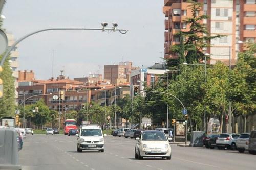 Imatge de la notícia La Paeria promourà la funció pedagògica dels radars semafòrics per davant de la sancionadora