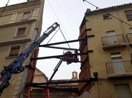L'Ajuntament de Lleida destina 243.750 euros al Pla d'actuacions subsidiàries en edificis i solars de la ciutat, durant l'any 2019