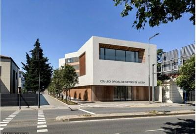 Pas endavant per a la implantació de la seu del Col·legi Oficial de Metges de Lleida i d'una residència de metges al solar situat a l'Avinguda Rovira Roure, 41