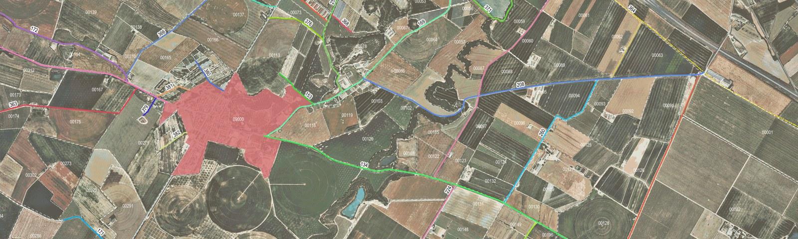 Compleció i millora de l'inventari de camins de Lleida