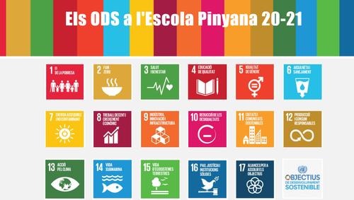 Imatge de la notícia A l'Escola Pinyana de Lleida estrenem la web dels ODS