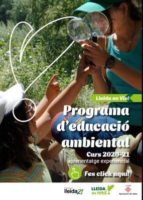 """Imatge de la notícia Novetat al programa d'Educació Ambiental """"Lleida en Viu"""""""
