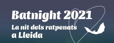 """Imatge del event Celebració. La nit dels ratpenats""""La Batnight"""". Al Centre d'Interpretació de la Mitjana."""