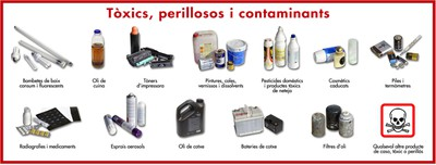 Toxics, perillosos