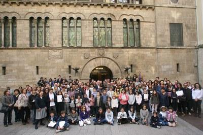 64 centres escolars, amb l'Agenda 21 de la Paeria