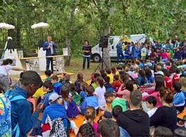 67 centres educatius contribueixen a fer una Lleida més sostenible i compromesa amb el medi ambient amb l'Agenda 21 Escolar