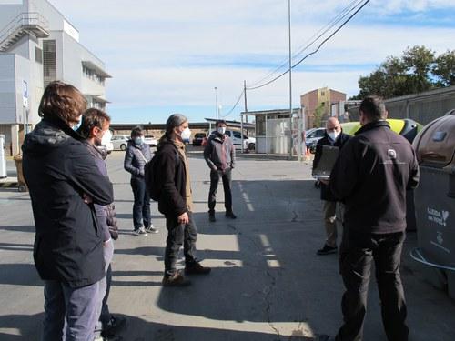 Imatge de la notícia Avancen els preparatius per a la implantació del porta a porta a Pardinyes-Balàfia