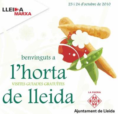 Benvinguts a l'Horta de Lleida: 23 i 24 d'octubre