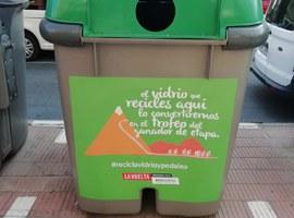 Imatge de la notícia Campanya informativa per conscienciar els lleidatans sobre la necessitat de reciclar el vidre