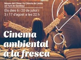 Imatge de la notícia Cicle de cinema ambiental a la fresca aquest estiu al Museu del Clima i la Ciència de Lleida