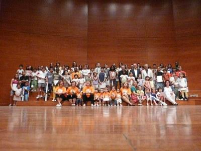 Cloenda de l'Agenda 21 Escolar de Lleida curs 2009-2010