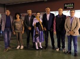 Comença la Festa Major de Rufea amb el pregó de M. Carme Jorge