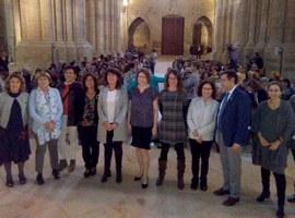 Imatge de la notícia Commemoració del Dia Internacional de la Dona Rural a la Seu Vella de Lleida