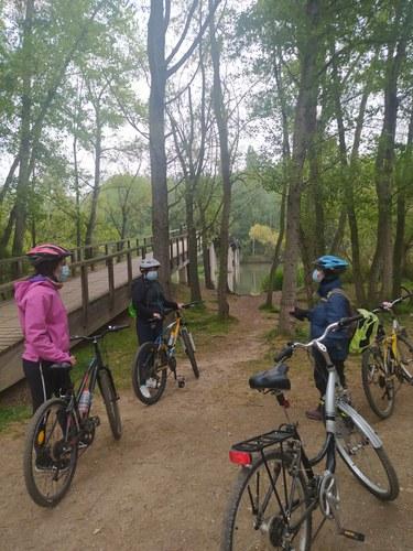 Imatge de la notícia Descobrir la Mitjana i l'Horta de Granyena en bicicleta