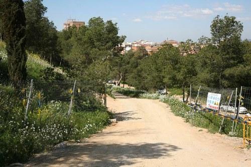 Imatge de la notícia El centre de Lleida tindrà un nou parc de dimensions similars als Camps Elisis
