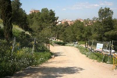 El centre de Lleida tindrà un nou parc de dimensions similars als Camps Elisis