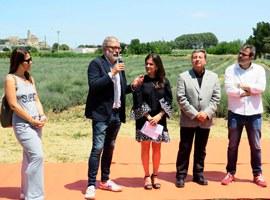 Imatge de la notícia El paer en cap afirma que Aromes Can Roselló lidera un projecte revolucionari a l'Horta de Lleida