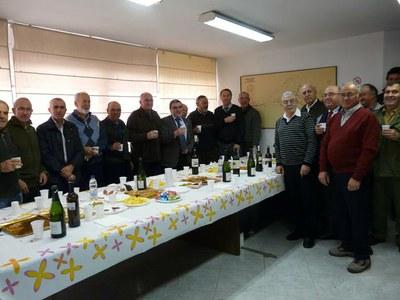 Esmorzar de Nadal amb els sequiers de les Terres de Lleida