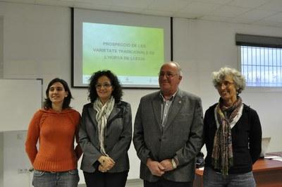 Identificades 72 llavors de varietats hortícoles locals a l'Horta de Lleida