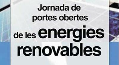 Jornada de portes obertes de les energies renovables 2010
