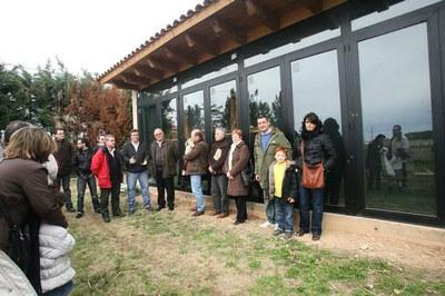 Jornada itinerant d'edificació bioclimàtica i sostenible