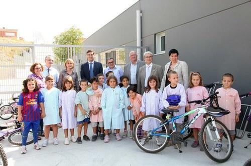 Imatge de la notícia L'Ajuntament de Lleida elabora un pla per fer els entorns escolars més segurs