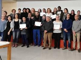 L'Ajuntament de Lleida garanteix la continuïtat i ampliació del projecte dels Horts Socials a Rufea