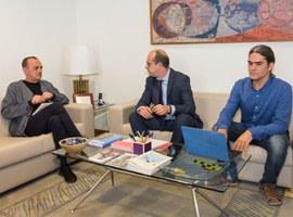 Imatge de la notícia L'Ajuntament de Lleida i Caixabank obren vies de col·laboració per a la cessió d'habitatges per a ús social