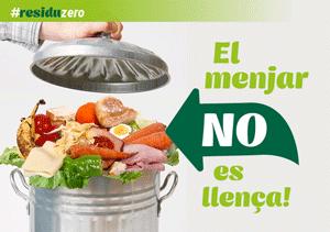 Imatge de la notícia L'Ajuntament de Lleida inicia una campanya per a prevenir el malbaratament alimentari