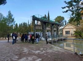 L'Ajuntament de Lleida organitza una ecoactivitat per descobrir el Canal de Seròs