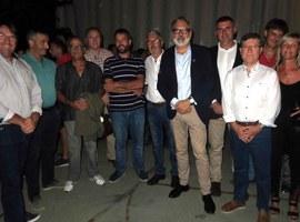 Imatge de la notícia L'alcalde de Lleida, Fèlix Larrosa, remarca que l'Horta és un dels grans focus de la política del Govern municipal perquè distingeix i dóna personalitat a la ciutat