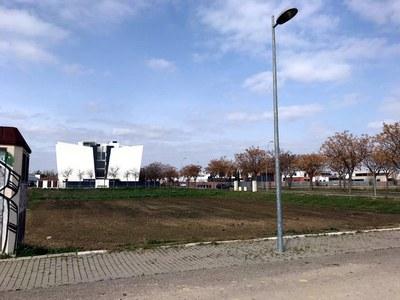 L'Empresa Municipal d'Urbanisme ven una parcel·la a Ciutat Jardí per 1,2 milions d'euros