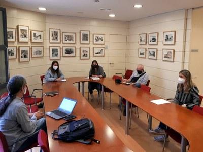 L'EMU comparteix les seves línies de treball en la gestió d'habitatges públics amb les entitats socials