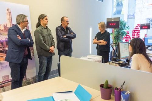 Imatge de la notícia L'Oficina Local d'Habitatge reobre dijous amb cita prèvia i gestionarà ajuts al lloguer de fins a 450 euros mensuals per a persones en vulnerabilitat