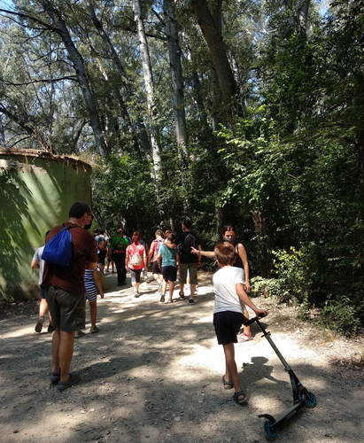 Imatge de la notícia La Mitjana, un refugi climàtic a l'estiu