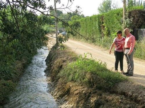 Imatge de la notícia La Paeria arranja el camí de l'Estruc