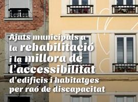 Imatge de la notícia La Paeria atorga 28 ajudes a la rehabilitació d'edificis amb una inversió de 150.000 euros