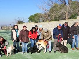 La Paeria destaca el bon funcionament de la Canera i el rigor de l'atenció que els seus professionals dediquen als animals