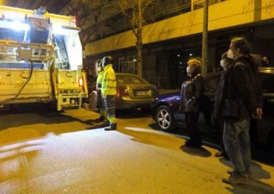 La Paeria estrena la recollida selectiva porta a porta a Pardinyes i Balàfia