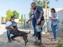 Imatge de la notícia La Paeria estudia l'ampliació de la plantilla del Centre d'Acollida dels Animals de Companyia i crea la figura de dinamitzador amb l'objectiu de fomentar les adopcions i reforçar el voluntariat