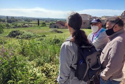 La Paeria estudiarà ubicat horts urbans al Secà de Sant Pere